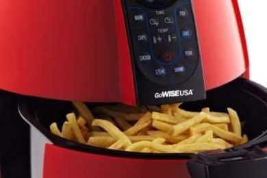 GoWISE USA GW22611 VS GW22639 Electric Air Fryer