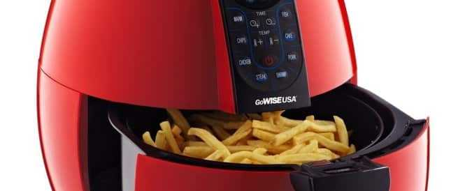 GoWISE USA GW22611 VS GW22639 Electric Air Fryer