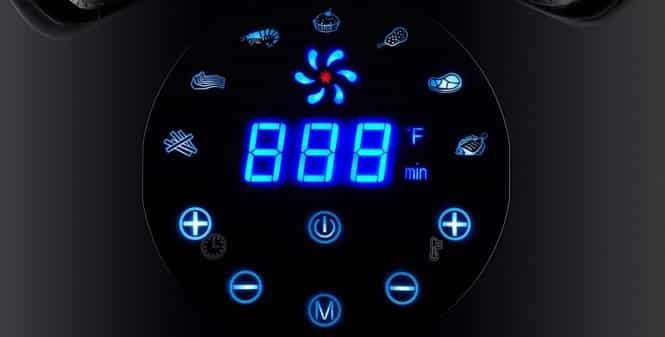 GoWISE USA GW22621 VS GW22639 Electric Air Fryer