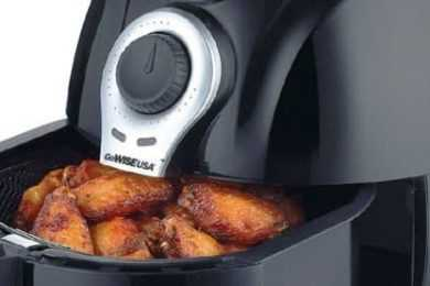 GoWISE USA GW22622 Electric Air Fryer VS Philips Viva Airfryer HD9220