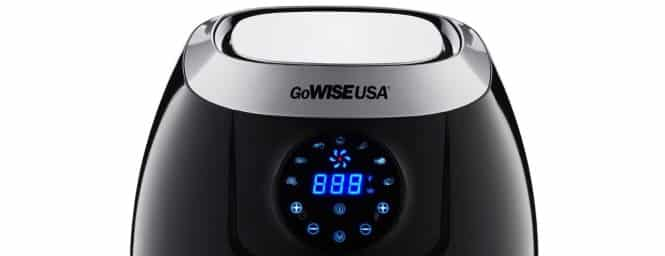 GoWISE USA GW22622 VS GW22639 Electric Air Fryer