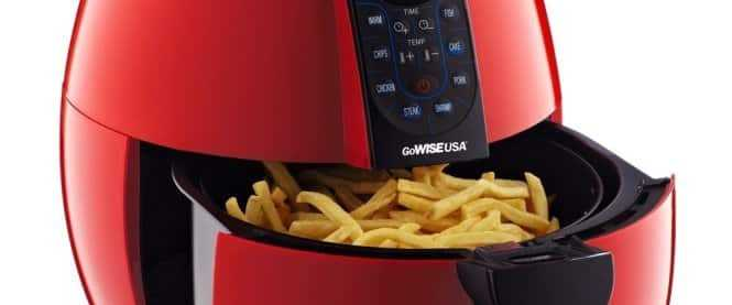 GoWISE USA GW22639 Air Fryer Review
