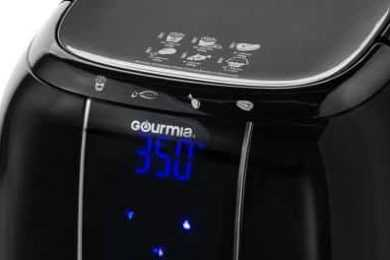 Gourmia GAF520 Electric Air Fryer Review
