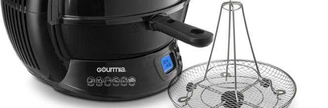 Gourmia GMF2600 Air Fryer VS GTA1500 Digital Electric Air Fryer