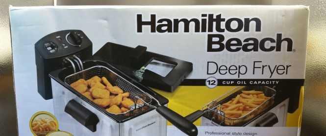Hamilton Beach 35021 Deep Fryer VS Hamilton Beach 35033 Deep Fryer