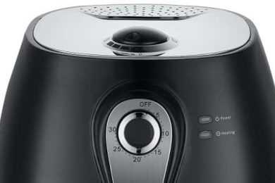 Ovente Multi-function 3.2 Quart Air Fryer Review