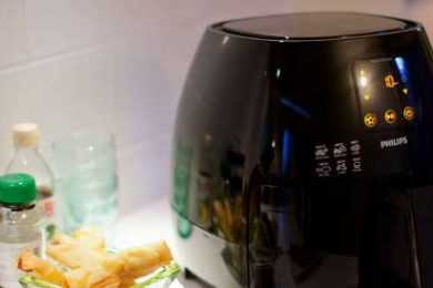 Philips Avance XL Airfryer HD9240 VS Viva Airfryer HD9220