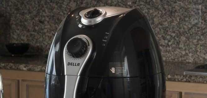 Philips VS Della Air Fryers