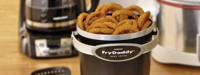Presto 05420 Fry Daddy vs Hamilton Beach 35033 deep fryer