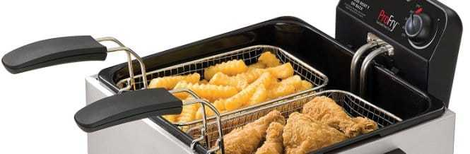 Presto 05466 Dual Basket Deep Fryer Review