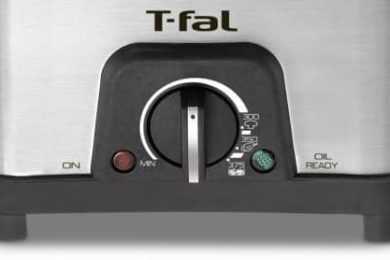 T-fal FF492D Mini Deep Fryer Review