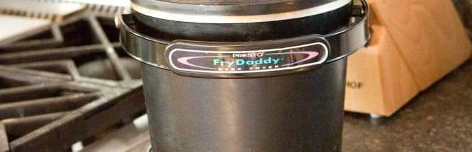 T-fal FR8000 Deep Fryer vs Presto 05420 FryDaddy