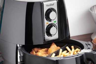 VonShef Air Fryer VS Phillips Air Fryers