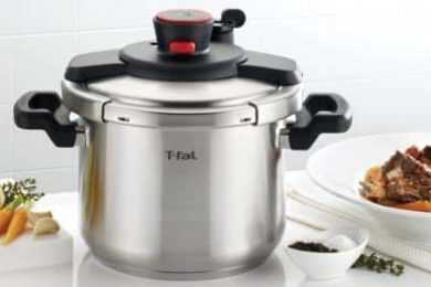 WMF Perfect Plus Vs. The T-FAL Clipso Pressure Cooker