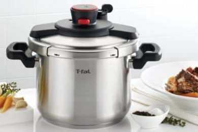 WMF Perfect Plus Vs. The T-FAL Clipso Pressure Cooker
