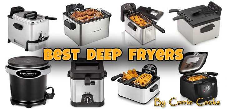Best Home Deep Fryers 2019 5+ Best Deep Fryers (2019)   Ultimate Buyer's Guide and Reviews