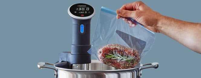 Anova Sous Vide Precision Cooker, WIFI 2nd Gen Review