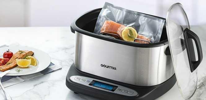 Gourmia GMC680 11 in 1 Sous Vide Multi Cooker vs Gourmia GSV550 Sous Vide Water Oven Cooker
