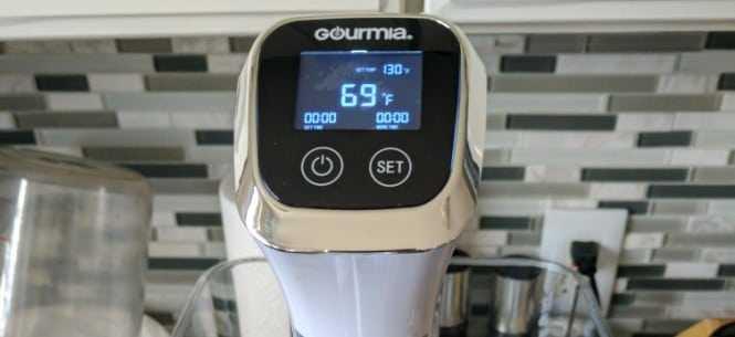 Gourmia GMC680 Sous Vide & Multi Cooker vs GSV140 Pod Circulator