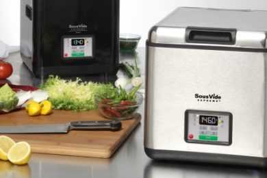 Sous Vide Supreme Water Oven SVS10LS Review