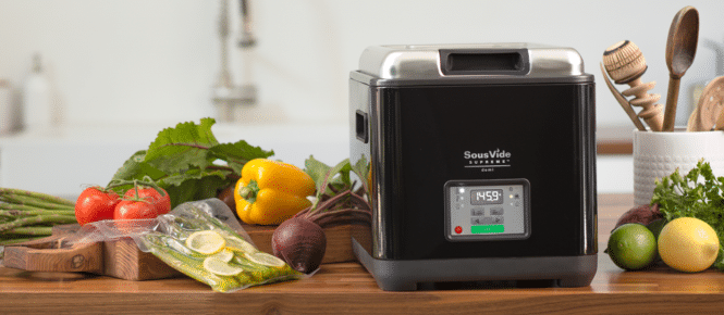 Sous Vide Supreme Water Oven vs Anova Circulator