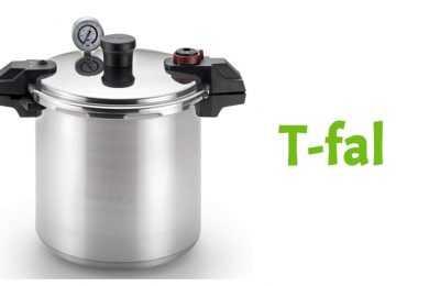 NEW MIRRO T-FAL 92116 16 QUART HEAVY ALUMINUM PRESSURE CANNER COOKER GREAT SALE