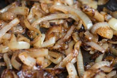 Instant Pot Caramelised Onions