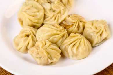Instant Pot Chicken Dumplings