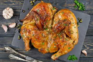 Instant Pot Deliciously Spicy Whole Chicken
