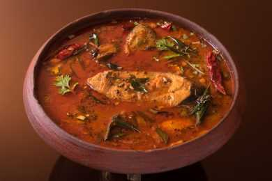 Instant Pot Fish Curry