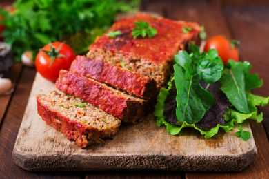 Instant Pot Home-Style Meatloaf