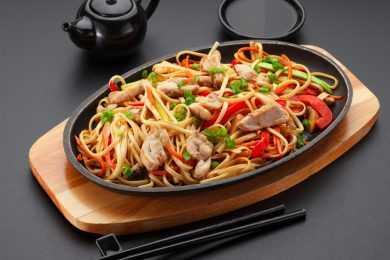 Instant Pot Japanese Chicken Udon Noodle