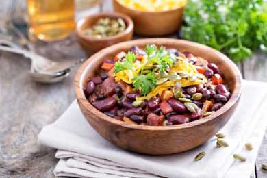 Instant Pot Kidney Bean with Veggies