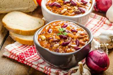 Instant Pot Kidney Beans Curry