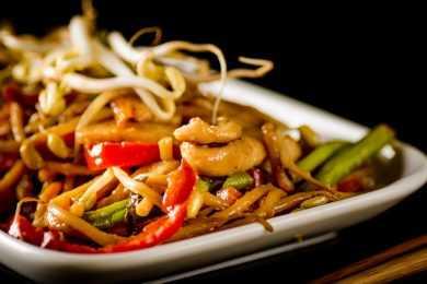 Instant Pot Manchow Noodles