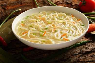 Instant Pot Noodle Soup