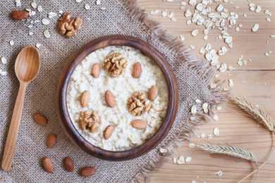 Instant Pot Nut Porridge
