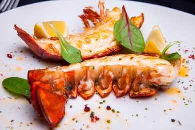 Instant Pot Quick Lobster