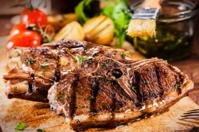 Instant Pot Restaurant Style Lamb Meat