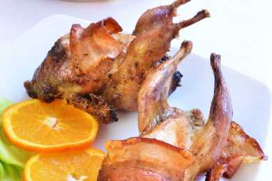 Instant Pot Stunning Quail Dinner