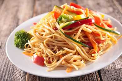 Instant Pot Vegetable Noodle