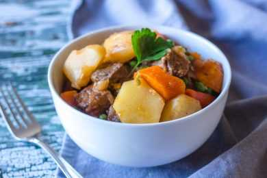 Instant Pot beef stew recipes dinner