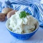 recipes easy mashed potatoes