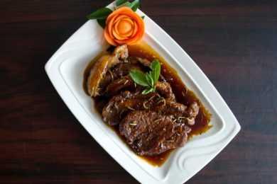 Instant Pot Swiss Beef Paleo