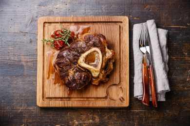 Instant Pot BBQ Beef Shanks in Homemade Tabasco Sauce