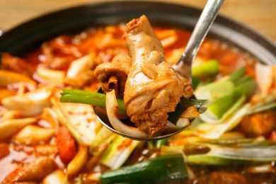 Instant Pot Herbed Chicken Stew