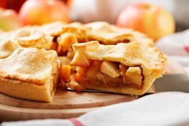 Instant Pot Apple Pie