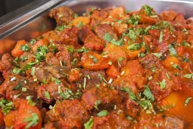 Instant Pot Beef Vindaloo