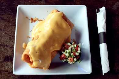 Instant Pot Cheesy Burrito Bites