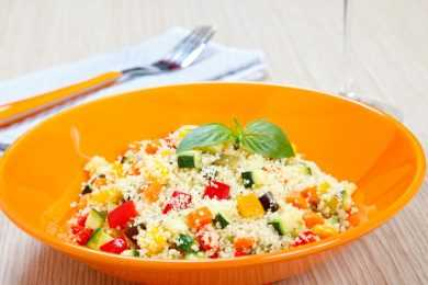Instant Pot Couscous And Vegetables